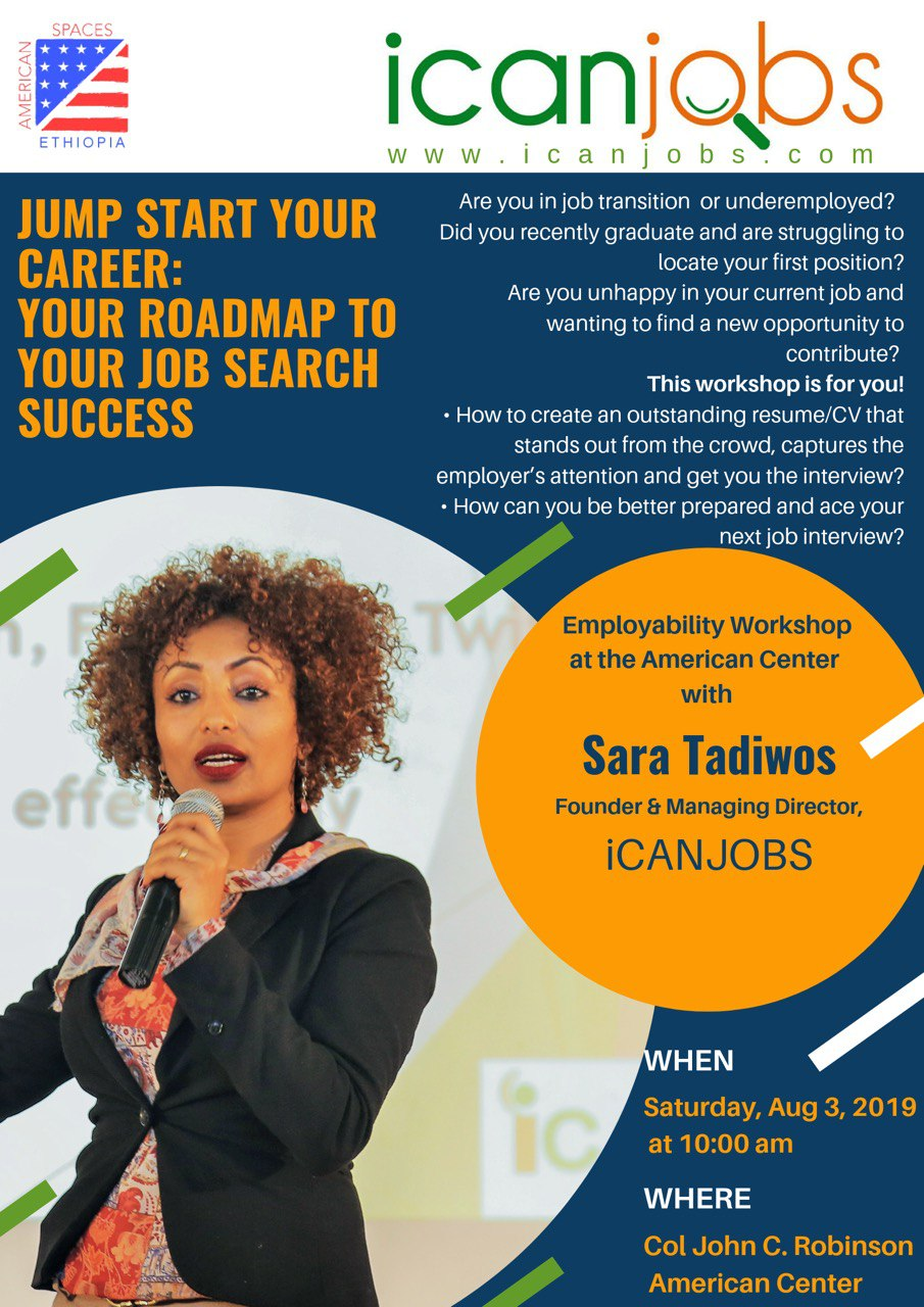 JUMP START YOUR CAREER:  YOUR ROADMAP TO YOUR JOB SEARCH SUCCESS
