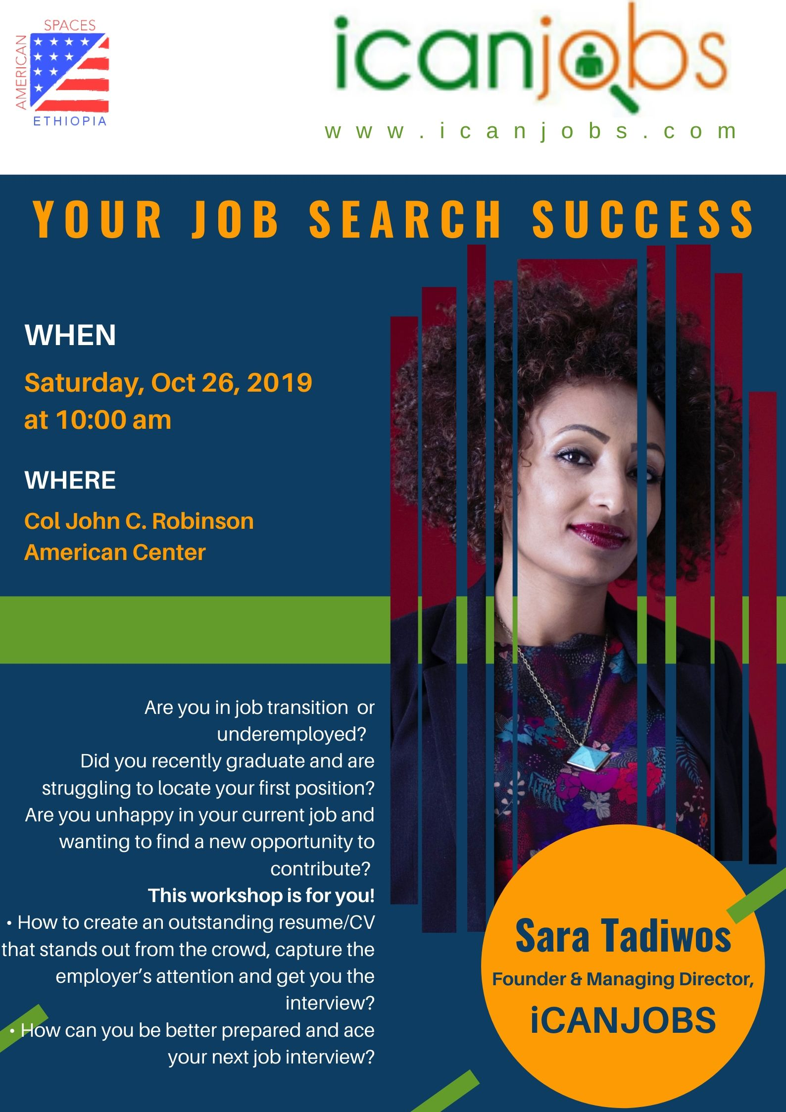 YOUR JOB SEARCH SUCCESS